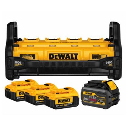 DeWalt DCB1800M3T1 1800 Watt Portable Power Station Kit