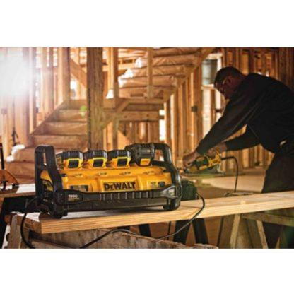 DeWalt DCB1800M3T1 1800 Watt Portable Power Station Kit 5