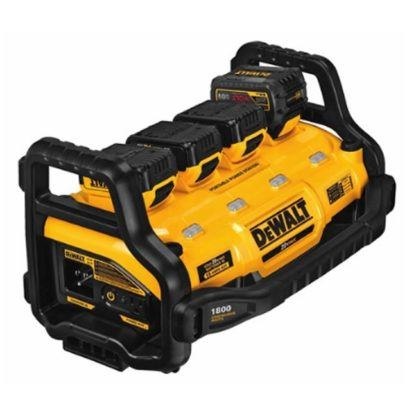 DeWalt DCB1800M3T1 1800 Watt Portable Power Station Kit 6