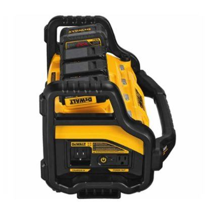 DeWalt DCB1800M3T1 1800 Watt Portable Power Station Kit 7