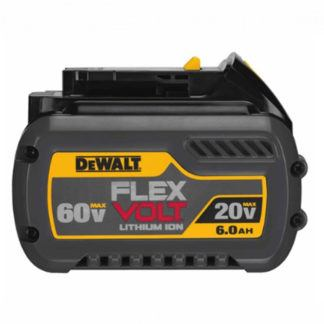 DeWalt DCB606 FlexVolt 20V/60V Max 6.0AH Battery
