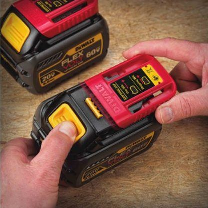 DeWalt DCB606 FlexVolt Battery 4