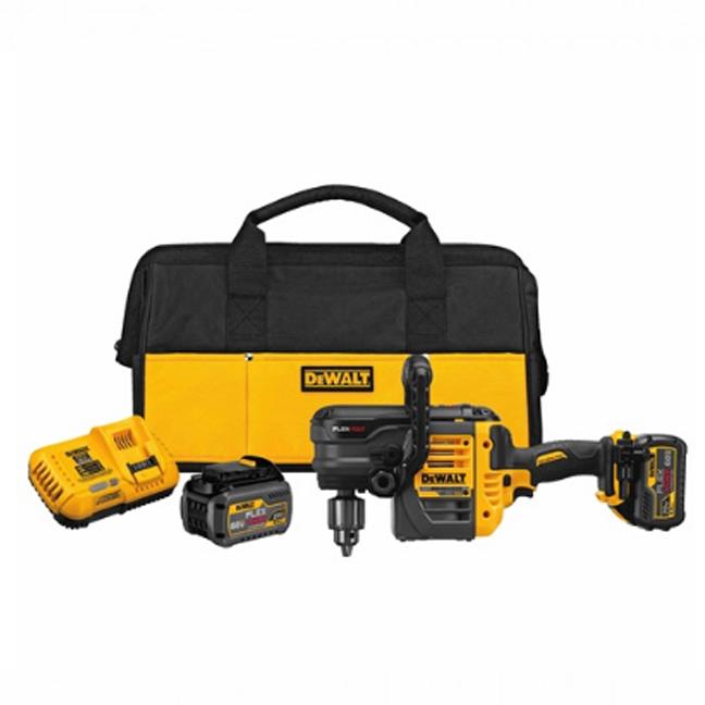 DeWalt DCD460T2 FlexVolt 60V Max VSR Stud & Joist Drill Kit