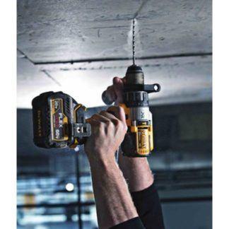 DeWalt DCK299D1T1 FlexVolt 20V Max XR Brushless Hammerdrill & Impact Driver Kit 2