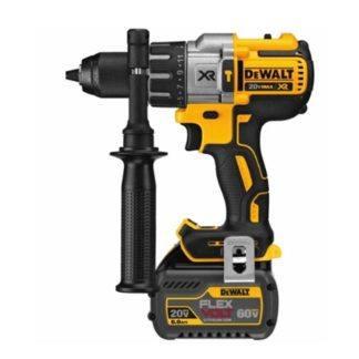 DeWalt DCK299D1T1 FlexVolt 20V Max XR Brushless Hammerdrill & Impact Driver Kit 4