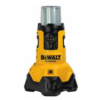 DeWalt DCL070 20V Max Corded/Cordless Bluetooth Area Light