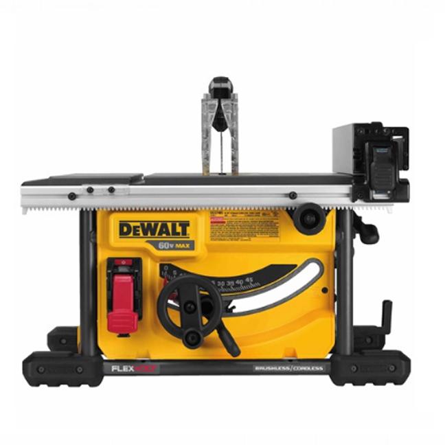 "DeWalt DCS7485B FlexVolt 60V Max 8-1/4"" Table Saw"