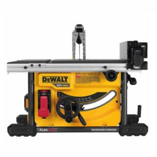 "DeWalt DCS7485T1 FlexVolt 60V Max 8-1/4"" Table Saw Kit"