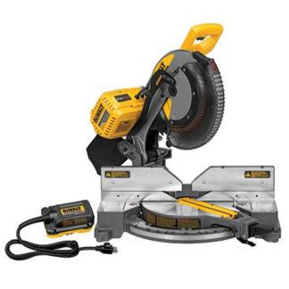 DeWalt DHS716AB FlexVolt 120V Max Double Bevel Compound Mitre Saw