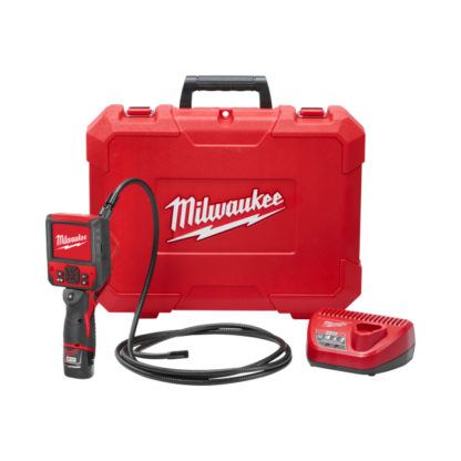 Milwaukee 2316-21 M12 M-Spector Flex 9ft Inspection Camera Cable Kit