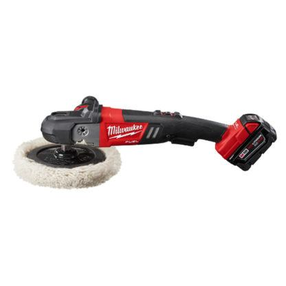 "Milwaukee 2738-22 M18 FUEL 7"" Variable Speed Polisher Kit"