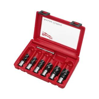 Milwaukee 49-22-8400 6PC Annular Cutter Set