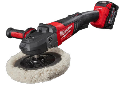 Milwaukee M18 Polisher