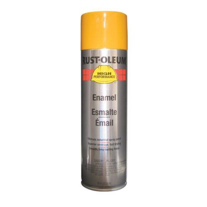 Rust-Oleum 209715 Farm Equipment Spray Paint - Caterpillar Yellow