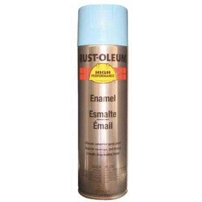 Rust-Oleum V2123838 Enamel Spray Paint - Light Blue