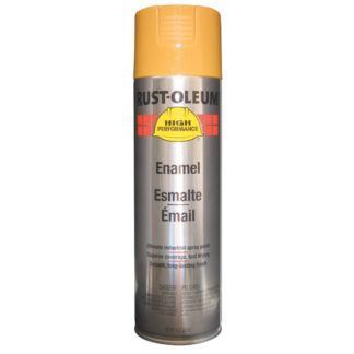 Rust-Oleum V2147838 Enamel Spray Paint - Industrial Yellow
