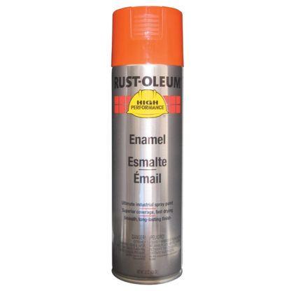 Rust-Oleum V2156838 Farm Equipment Spray Paint - Equipment Orange