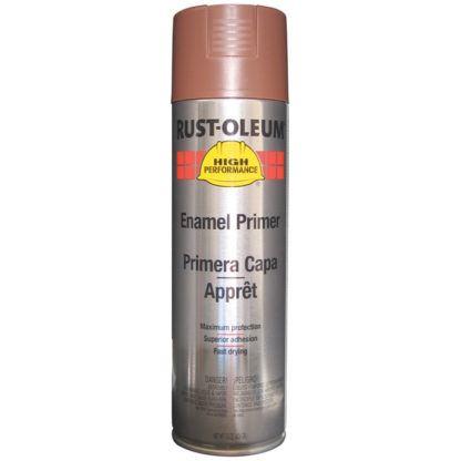 Rust-Oleum V2169838 Enamel Spray Paint - Red Primer
