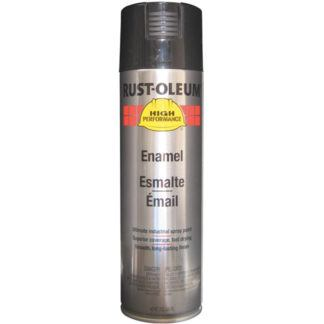 Rust-Oleum V2179838 Enamel Spray Paint - Gloss Black