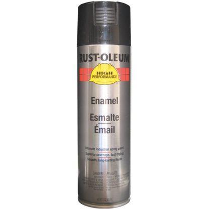 Rust-Oleum V2179838 Enamel Spray Paint - Gloss Black