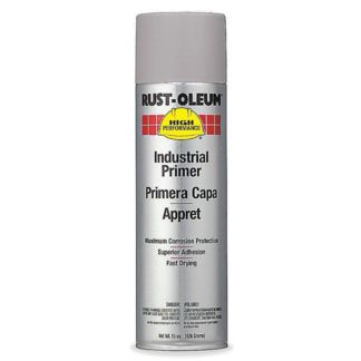 Rust-Oleum V2182838 Enamel Spray Paint - Grey Primer