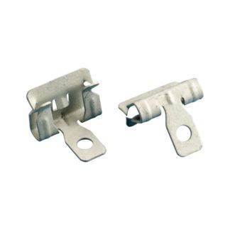 2H4 Hammer-On Flange Clip Side Mount