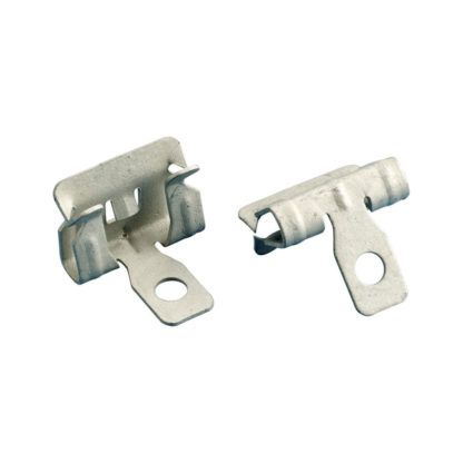 4H24 Hammer-On Flange Clip Side Mount