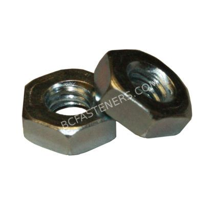 Machine Nuts Zinc