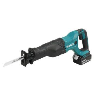 Makita DJR186RME 18V Reciprocating Saw Kit