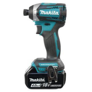 "Makita DTD154RME 18V Brushless 1/4"" Impact Driver"