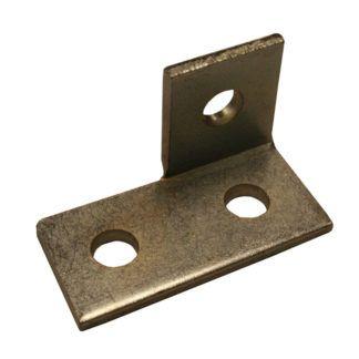 S2151 Three Hole Right Hand Offset Bent Angle