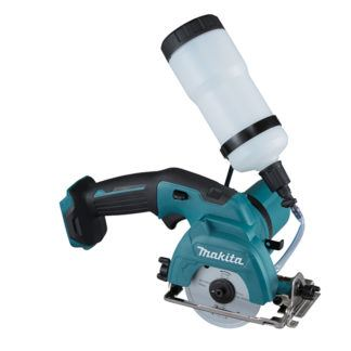 "Makita CC301DZ 3-3/8"" 12v Glass & Tile Circular Saw"