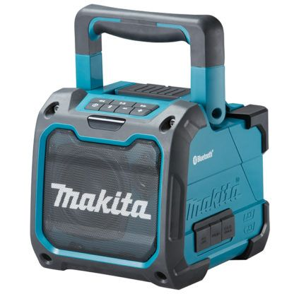 Makita DMR200 12V - 18V Cordless or Electric Jobsite Speaker