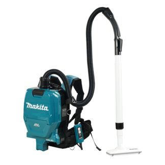 Makita DVC260Z 18Vx2 Brushless Backpack Vacuum Cleaner