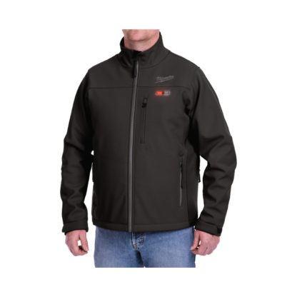 Milwaukee 201B Heated Jacket Back