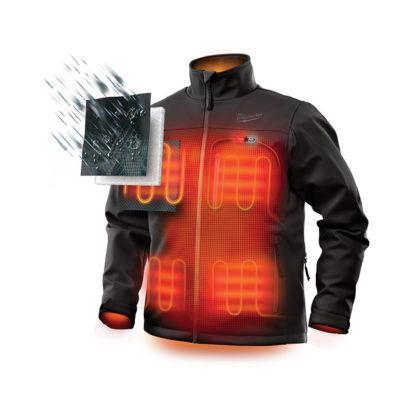 Milwaukee 201B Heated Jacket Black - Front