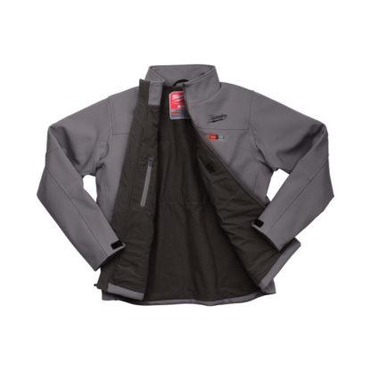 Milwaukee 201G-20 M12 Heated Jacket Gray lay down