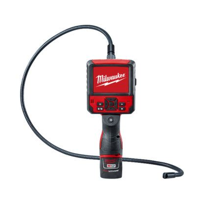 Milwaukee 2315-21 M12 M-SPECTOR FLEX 3FT Inspection Camera Cable Kit Front