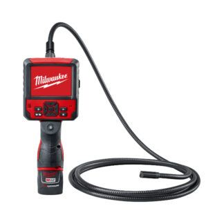 Milwaukee 2316-21 M12 M-SPECTOR FLEX 9FT Inspection Camera Cable Kit Front
