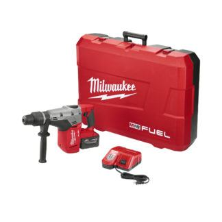 "Milwaukee 2717-21HD M18 FUEL 1-9/16"" SDS Max Hammer Drill Kit"