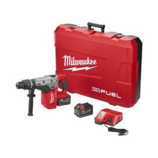 """Milwaukee 2717-22HD M18 FUEL 1-9/16"""" SDS Max Hammer Drill Kit"""