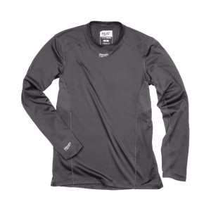 Milwaukee 401G WorkSkin Long Sleeve Shirt Laying Down