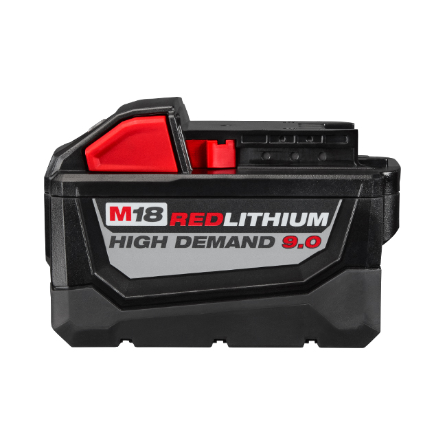 Milwaukee 48-11-1890 M18 High Demand 9.0Ah Battery Pack