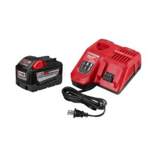Milwaukee 48-59-1890 M18 High Demand 9.0Ah Starter Kit