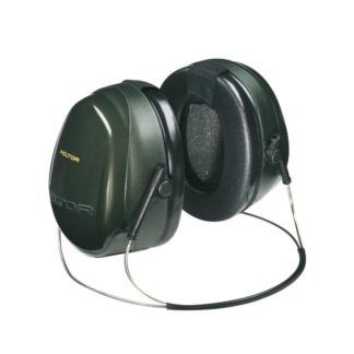 3M HTB Peltor Optime 101 Behind-the-Head Earmuffs