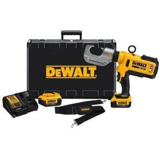 DeWalt DCE300M2 20V Max Died Crimping Tool Kit