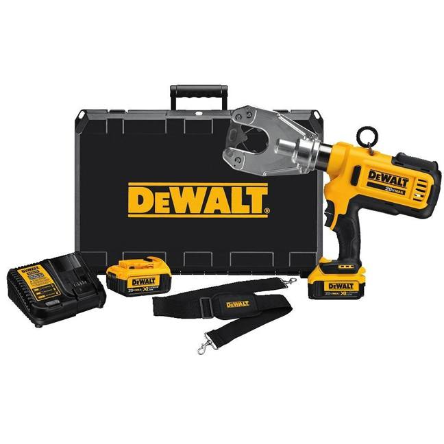 DeWalt DCE350M2 20V Max Dieless Crimping Tool