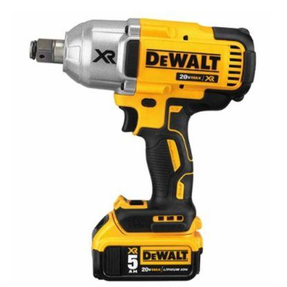 DeWalt DCF897P2 20V Max XR Impact Wrench Kit 2