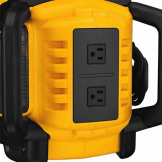 DeWalt DCR025 Jobsite Bluetooth Radio Charger 5