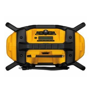 DeWalt DCR025 Jobsite Bluetooth Radio Charger 7